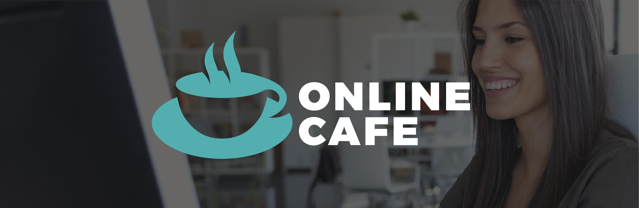 Online Cafe banner