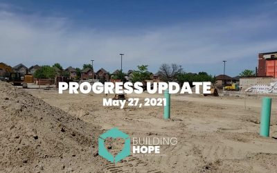 BUILDING UPDATE – May 27