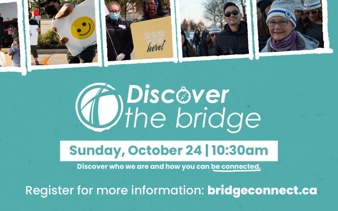 Discover the bridge