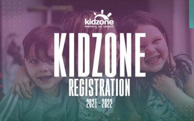Kidzone Registration